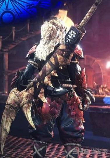 怪物猎人世界骨镰II游戏图片