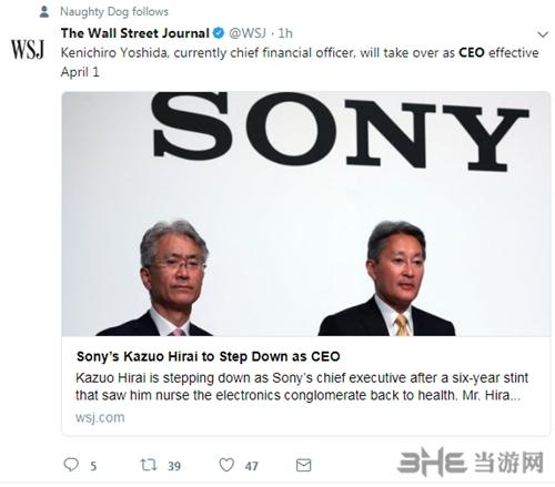华尔街日报推特报道