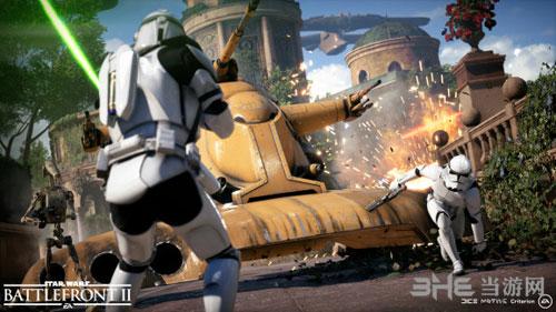 EA旗下游戏星球大战