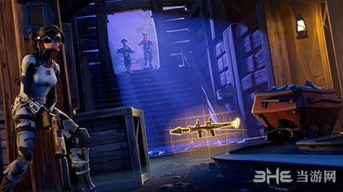 堡垒之夜游戏宣传视频截图