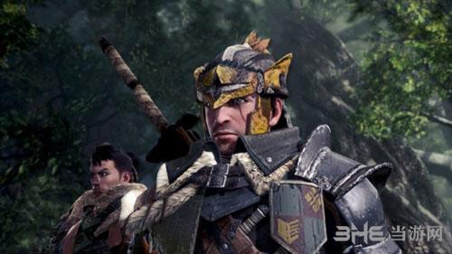 怪物猎人:世界游戏画面