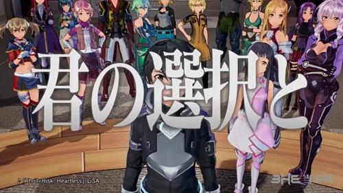刀剑神域夺命凶弹游戏图片5