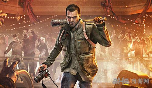 丧尸围城游戏宣传图