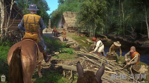 天国:拯救游戏宣传画面2