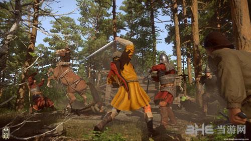 天国:拯救游戏宣传画面3