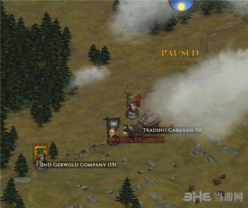 战场兄弟游戏截图