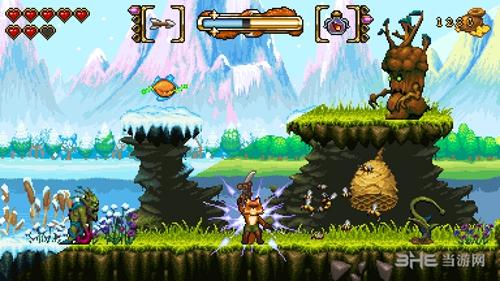 狐狸森林游戏图片2