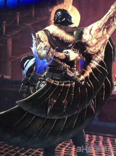 怪物猎人世界钢龙冻大剑图鉴 钢龙冻大剑属性及素材介绍