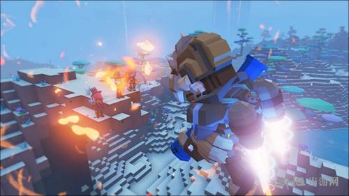 方块方舟游戏图片3