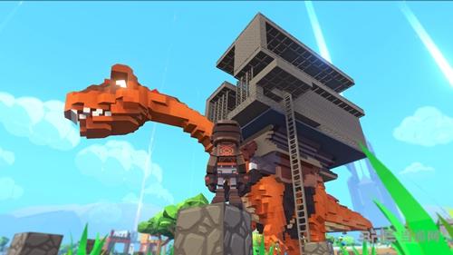 方块方舟游戏图片4