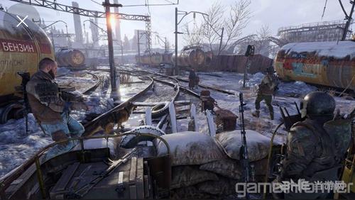 地铁逃离游戏图片11