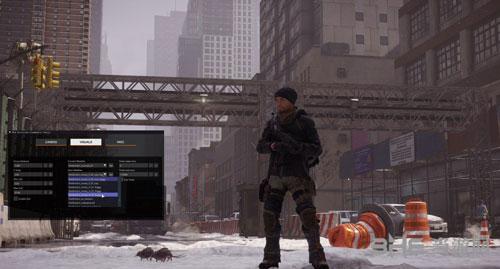 全境封锁游戏截图