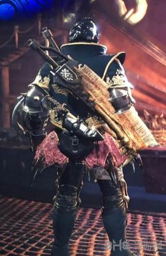 怪物猎人世界强斧II游戏图片