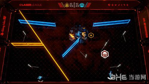 激光联盟游戏截图
