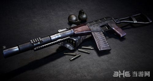战地武器设计图