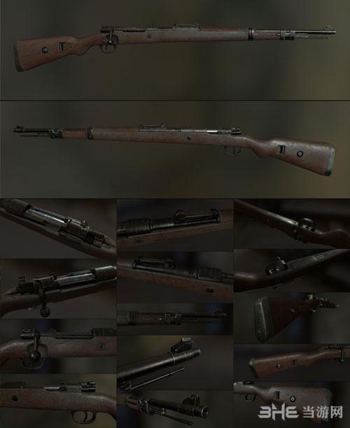 战地武器设计图3