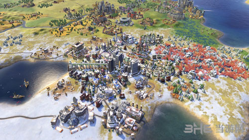 文明6游戏画面截图