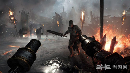战锤:末世鼠疫2游戏画面截图