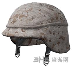 和平精英二级头怎么样 2级军用头盔防具属性数据一览