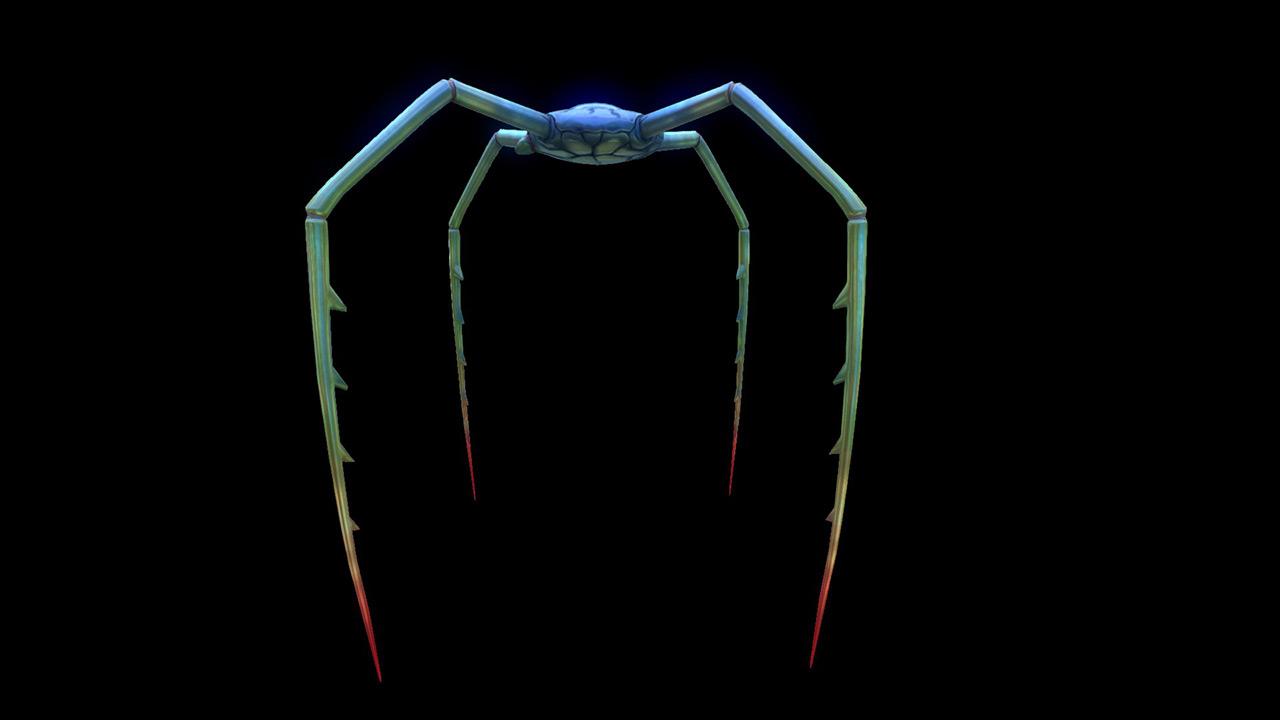 深海迷航蹒跚者怎么杀 美丽水世界蹒跚者属性介绍