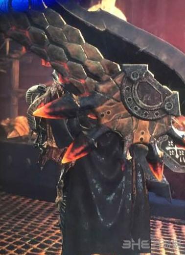 怪物猎人世界爆鳞龙剑斧ii图鉴 爆鳞龙剑斧ii属性素材