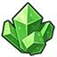 奶块绿水晶截图1