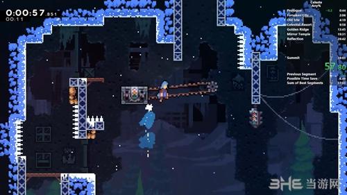 蔚蓝游戏截图2
