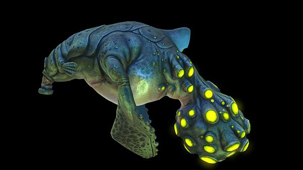 点击:深海迷航生物大全 伤害: 无 居住地: 安全区 概述