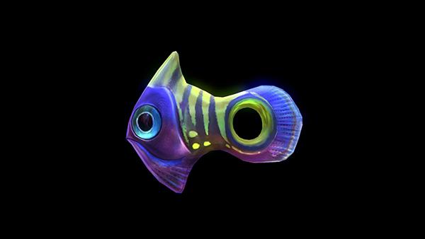 深海迷航洞洞鱼