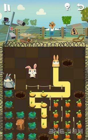 兔子复仇记穿过大火第31关图片2
