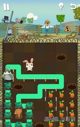 兔子复仇记穿过大火第31关图片3