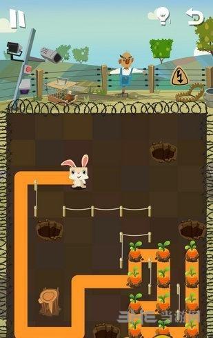 兔子复仇记穿过大火第31关图片4