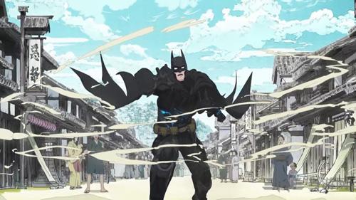 忍者蝙蝠侠图片3