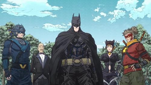 忍者蝙蝠侠图片9