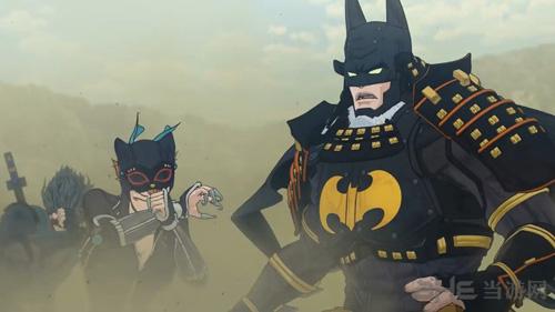 忍者蝙蝠侠图片13