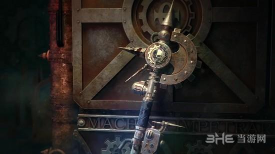 战锤40K机械神教预告片截图2