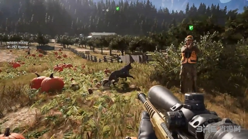 孤岛惊魂5游戏图片5
