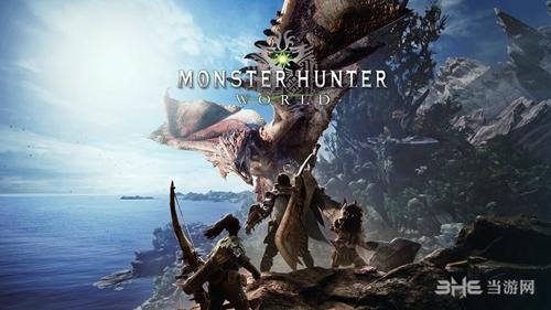 怪物猎人世界游戏图片1