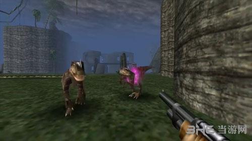 恐龙猎人系列游戏截图1