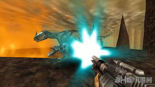恐龙猎人系列游戏截图3
