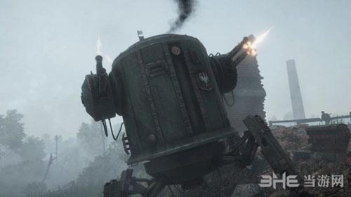 钢铁收割游戏机甲画面图