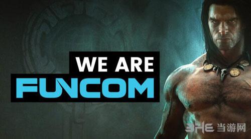 Funcom公司宣传海报