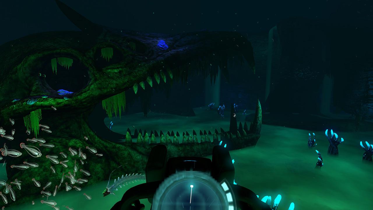 深海迷航失落之河在哪 美丽水世界失落之河有什么介绍
