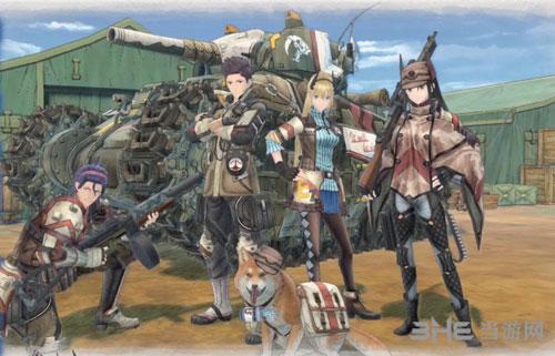 战场女武神4游戏截图