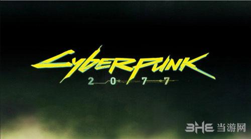 赛博朋克2077游戏宣传图