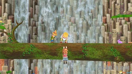 圣剑传说2重置精美游戏画面1