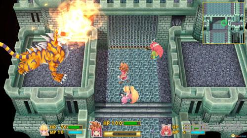 圣剑传说2重置精美游戏画面3