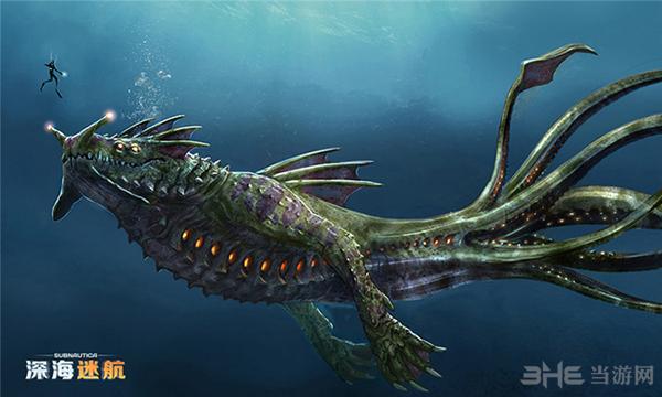 深海迷航最强的生物排行 美丽水世界恐怖生物top10