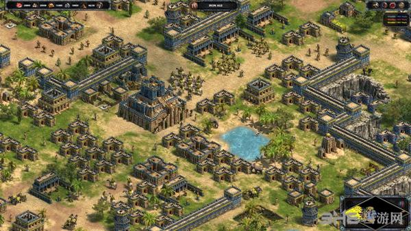 帝国时代:决定版截图0