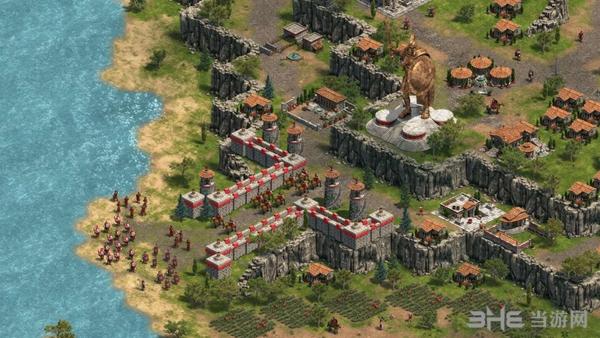 帝国时代:决定版截图1